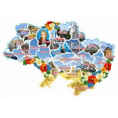 Патріотична карта України