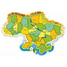 """Стенд символіка України """"Ua"""""""