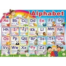 """Стенд """"Alphabet"""""""