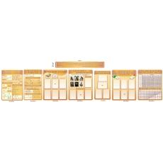 Комплект стендів в кабінет математики