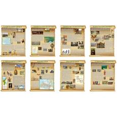 Комплект стендів зі всесвітньої історії