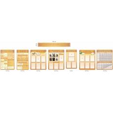 Комплект стендів для кабінету математики